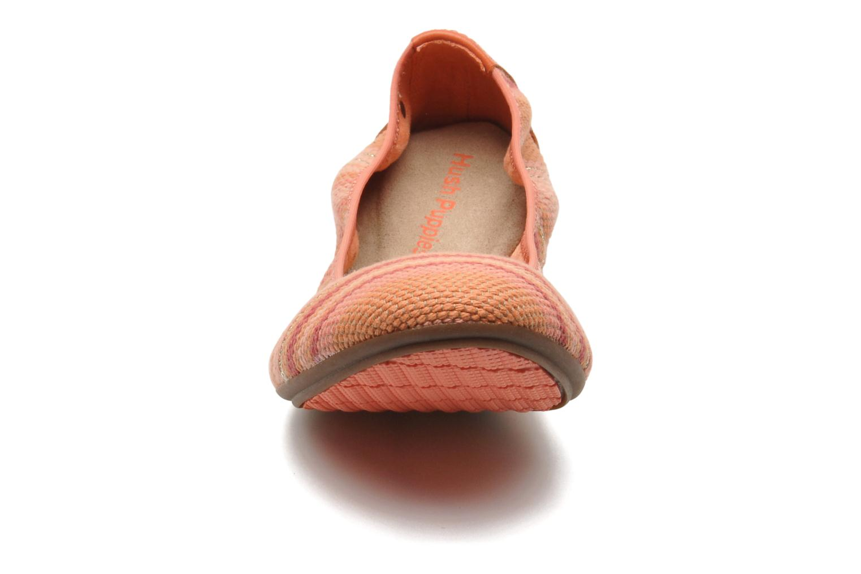 Ballerina's Hush Puppies Chaste Ballet Oranje model
