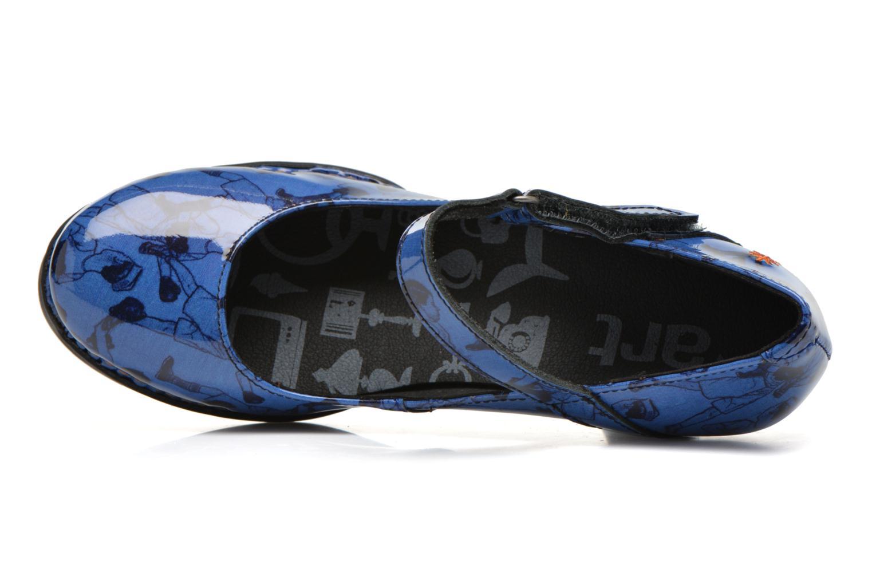 Pumps Art Harlem 933 Blauw links