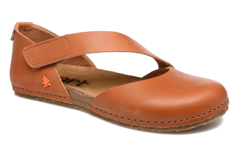 Los últimos zapatos de descuento para hombres y mujeres Art Creta 442 (Naranja) - Bailarinas en Más cómodo