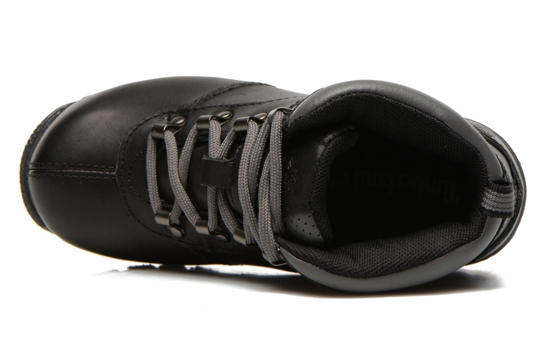 Stiefeletten & Boots Timberland Splitrock 2 E schwarz ansicht von links