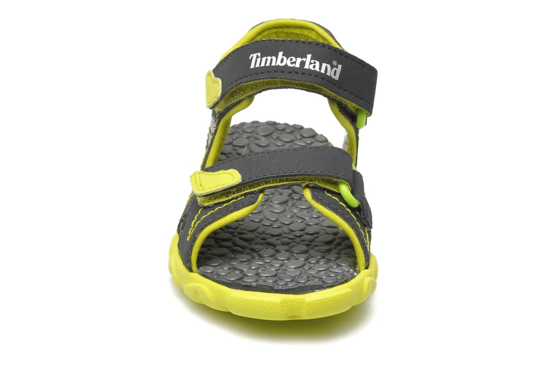 Sandales et nu-pieds Timberland Splashtown 2 Strap Sandal Gris vue portées chaussures