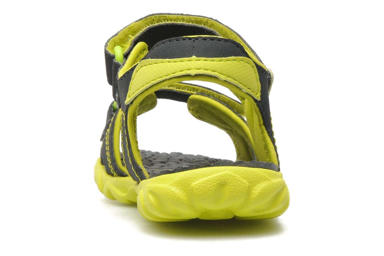 Sandales et nu-pieds Timberland Splashtown 2 Strap Sandal Gris vue droite