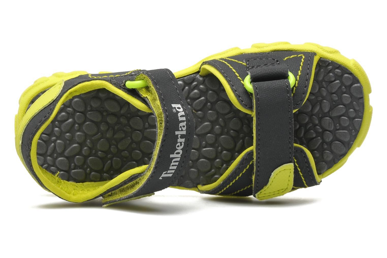 Sandales et nu-pieds Timberland Splashtown 2 Strap Sandal Gris vue gauche