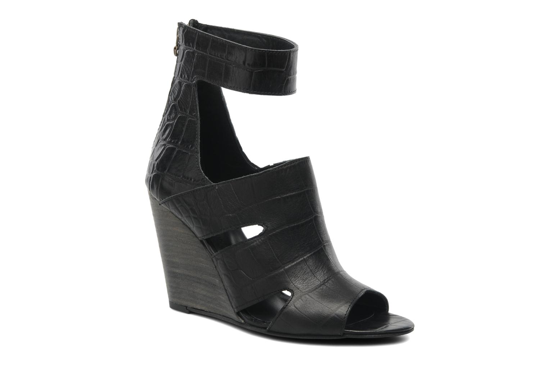 Sandales et nu-pieds Dkode Thetis Noir vue détail/paire