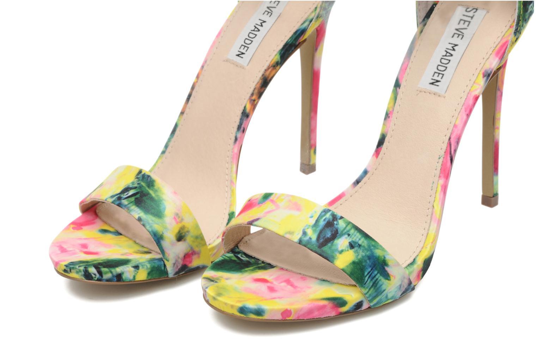 Sandals Steve Madden Marlenee Multicolor 3/4 view