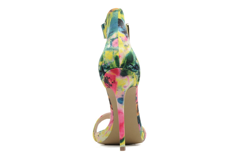 Sandales et nu-pieds Steve Madden Marlenee Multicolore vue droite