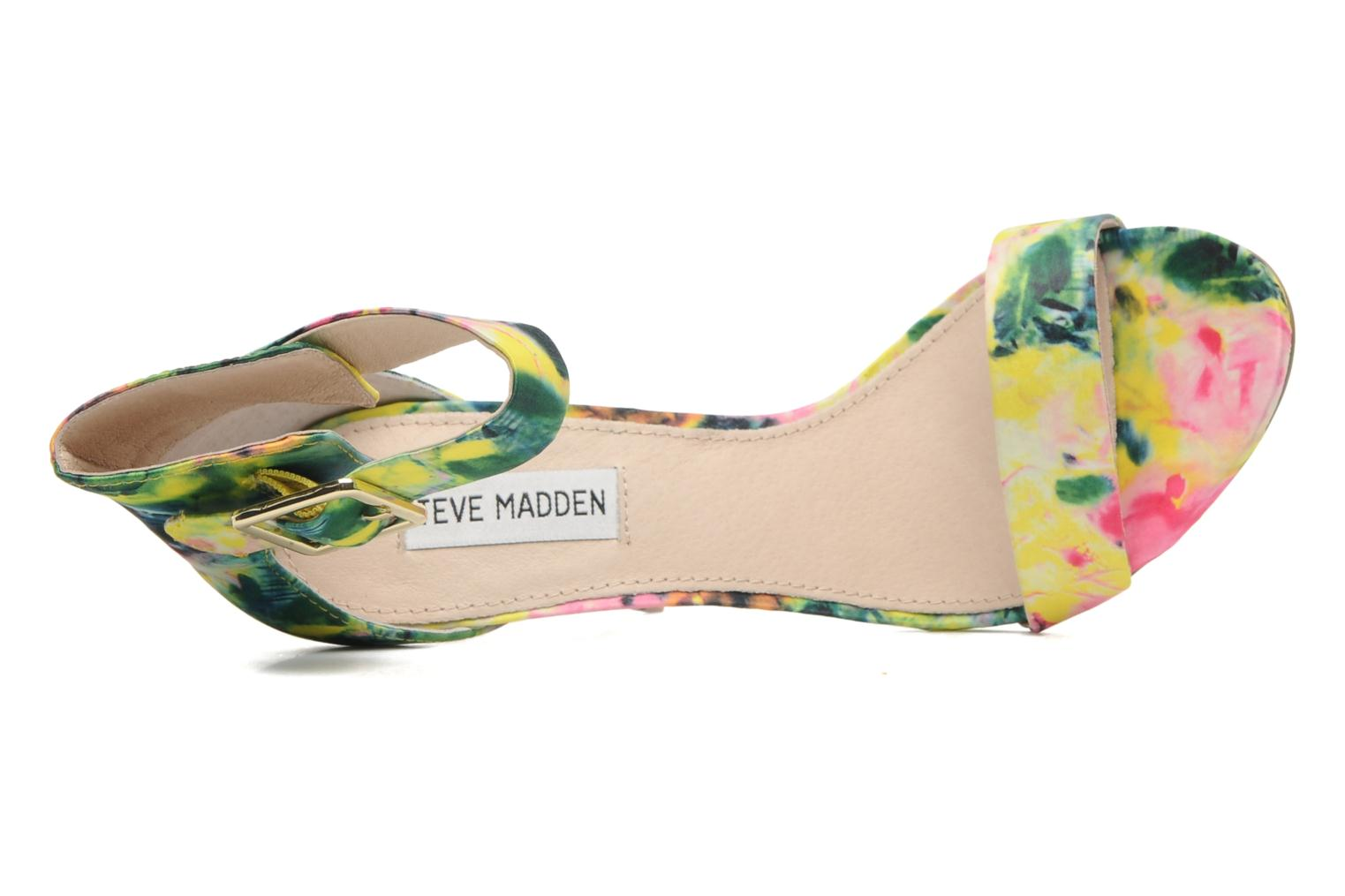 Sandals Steve Madden Marlenee Multicolor view from the left