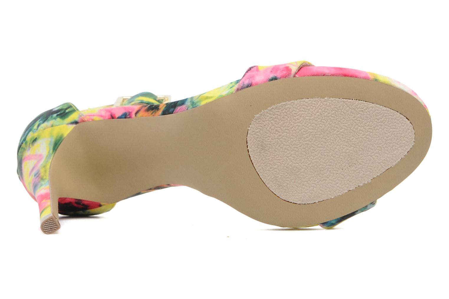 Sandals Steve Madden Marlenee Multicolor view from above