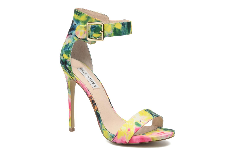 Sandales et nu-pieds Steve Madden Marlenee Multicolore vue détail/paire