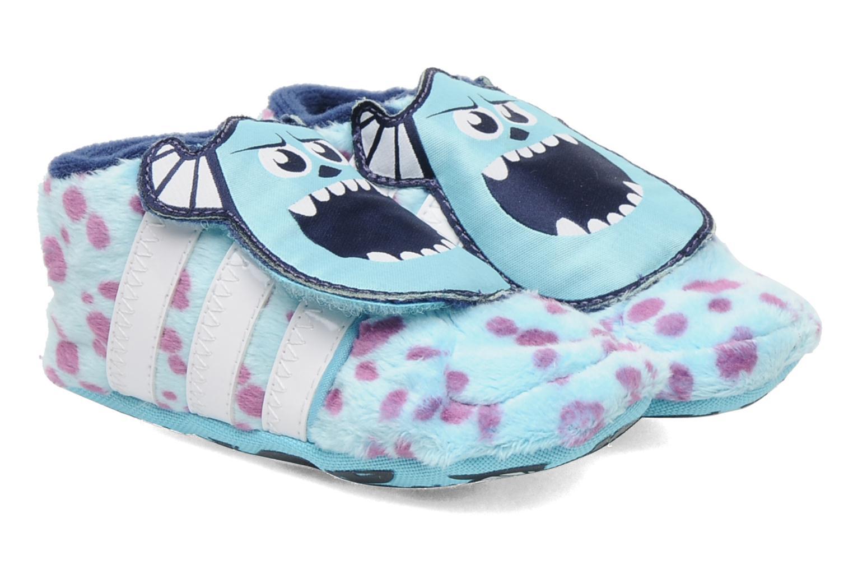 Pantoffels Adidas Performance Disney Monsters Crib Blauw detail