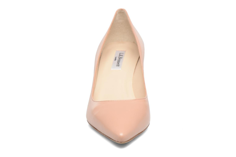 High heels L.K. Bennett Florisa Beige model view