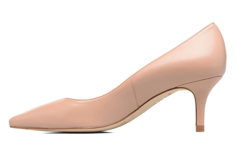 High heels L.K. Bennett Florisa Beige front view