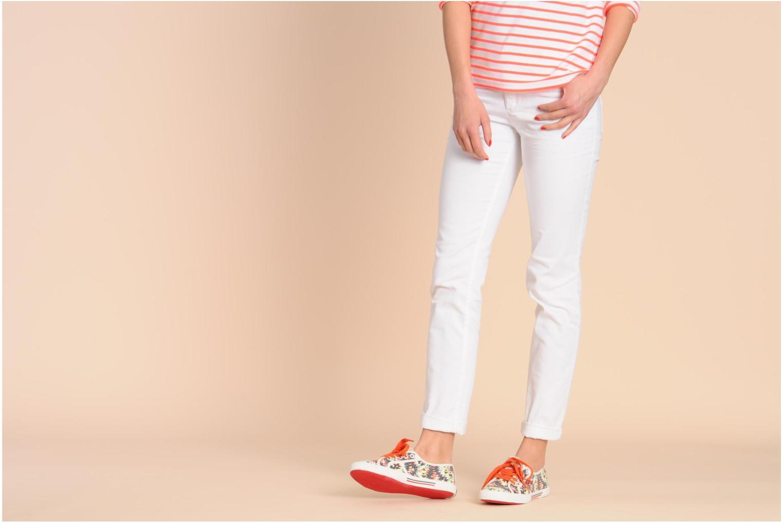 Sneakers Pepe jeans Aberlady Oranje onder