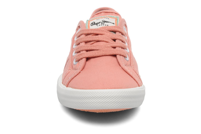 Sneakers Pepe jeans Aberlady Oranje model