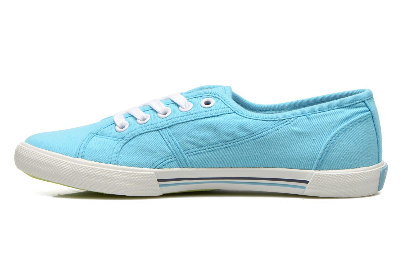 Sneakers Pepe jeans Aberlady Blauw voorkant