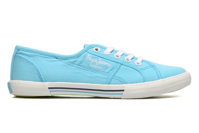 Sneakers Pepe jeans Aberlady Blauw achterkant