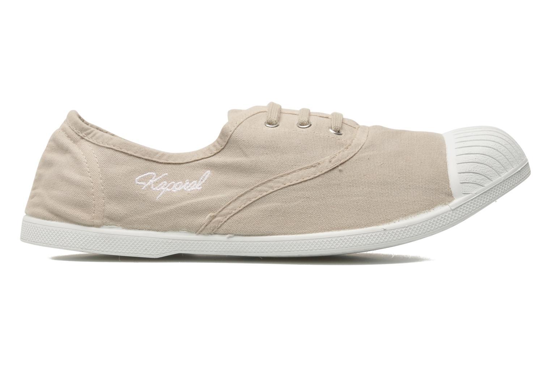 Sneakers Kaporal Vickana Beige achterkant