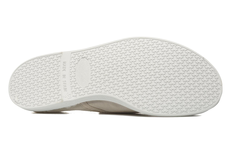 Sneakers Kaporal Vickana Beige boven