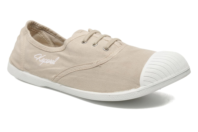 Sneakers Kaporal Vickana Beige detail