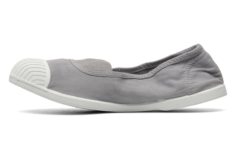 Sneaker Kaporal Vandana grau ansicht von vorne
