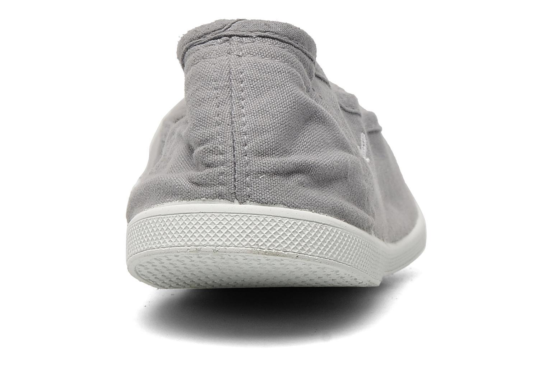 Sneaker Kaporal Vandana grau ansicht von rechts