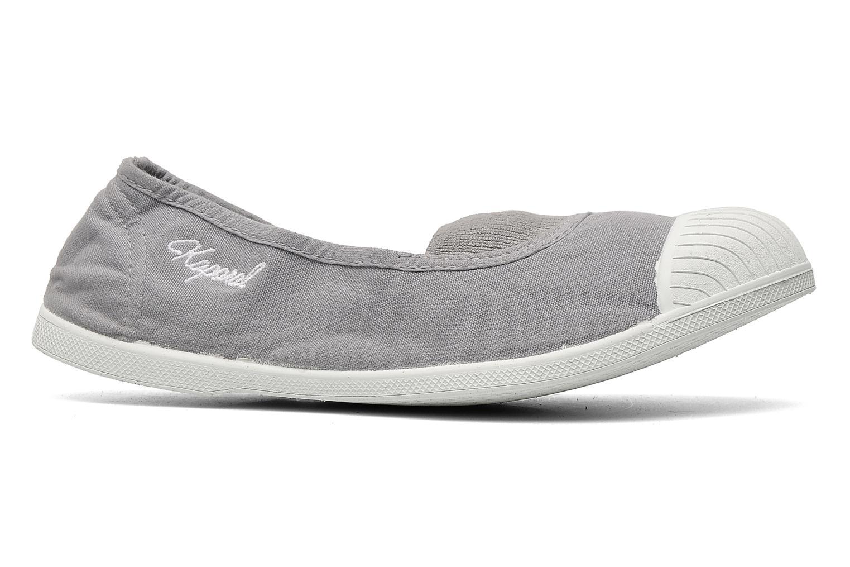Sneaker Kaporal Vandana grau ansicht von hinten