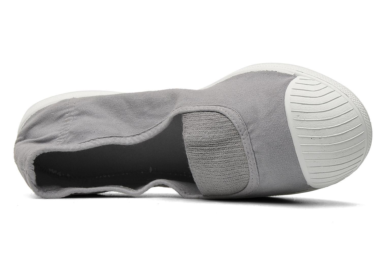 Sneaker Kaporal Vandana grau ansicht von links
