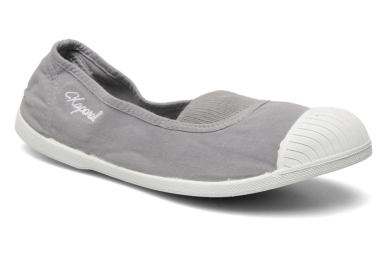 Sneaker Kaporal Vandana grau detaillierte ansicht/modell