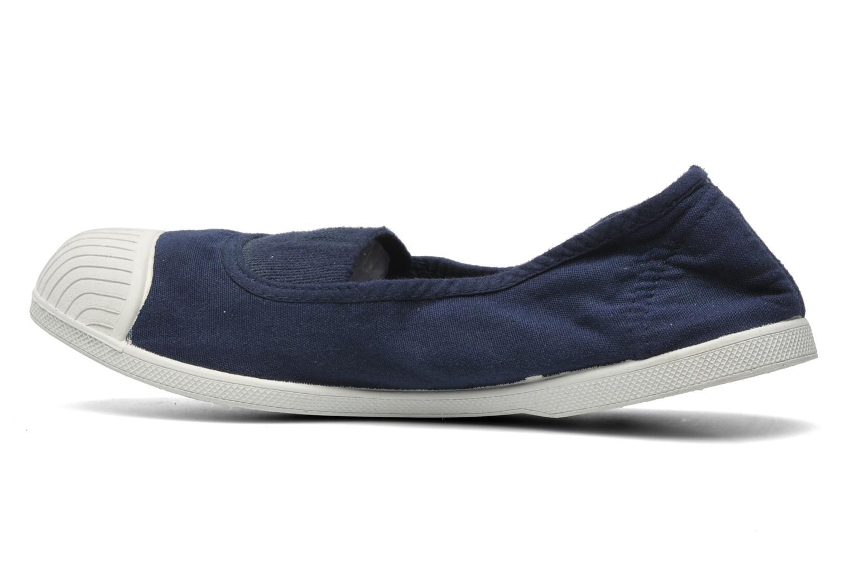 Sneaker Kaporal Vandana blau ansicht von vorne