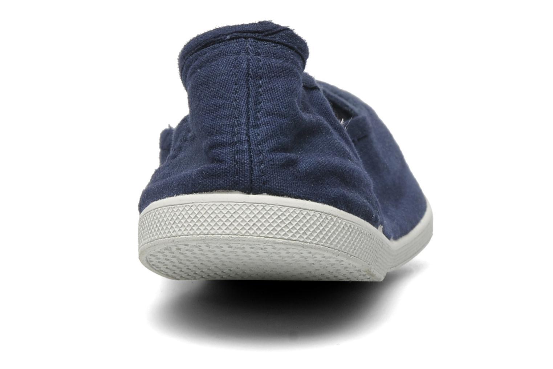 Sneakers Kaporal Vandana Blauw rechts