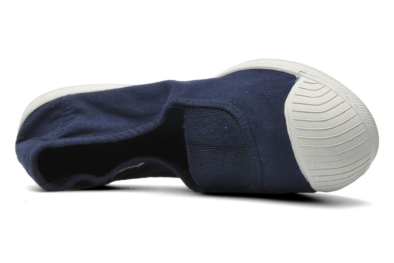 Sneaker Kaporal Vandana blau ansicht von links