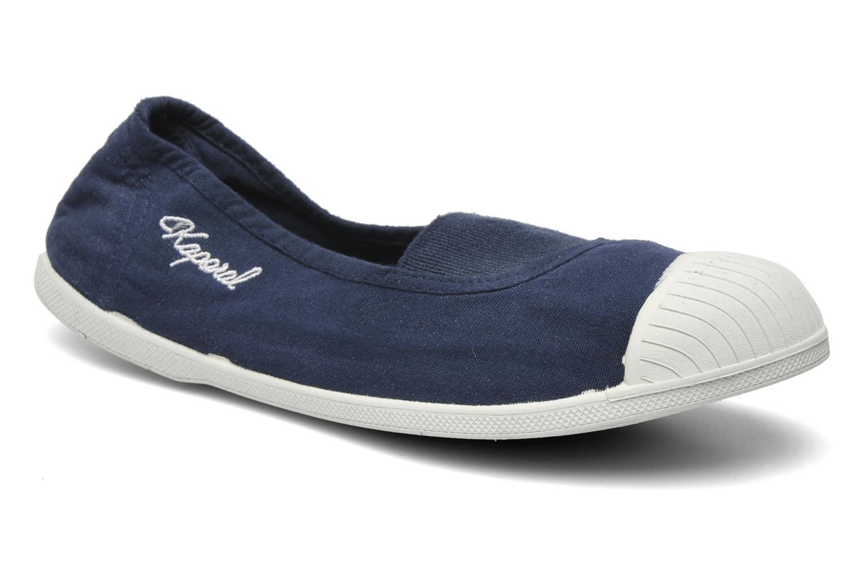 Sneaker Kaporal Vandana blau detaillierte ansicht/modell