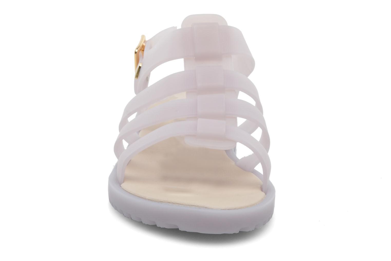 Sandali e scarpe aperte Melissa Melissa Flox Sp Ad Bianco modello indossato