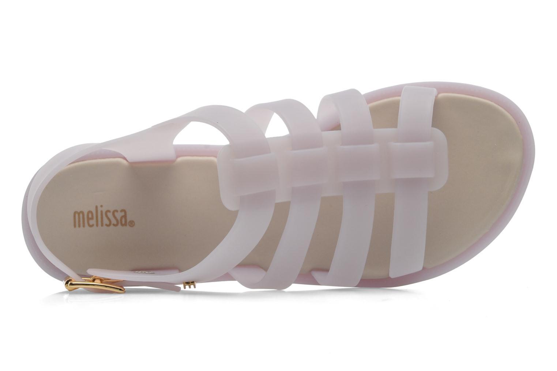 Sandali e scarpe aperte Melissa Melissa Flox Sp Ad Bianco immagine sinistra