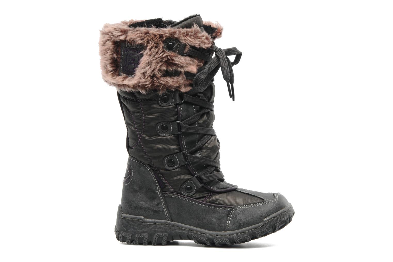 Stiefel I Love Shoes Randarge grau ansicht von hinten