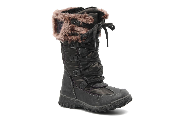Bottes I Love Shoes Randarge Gris vue détail/paire