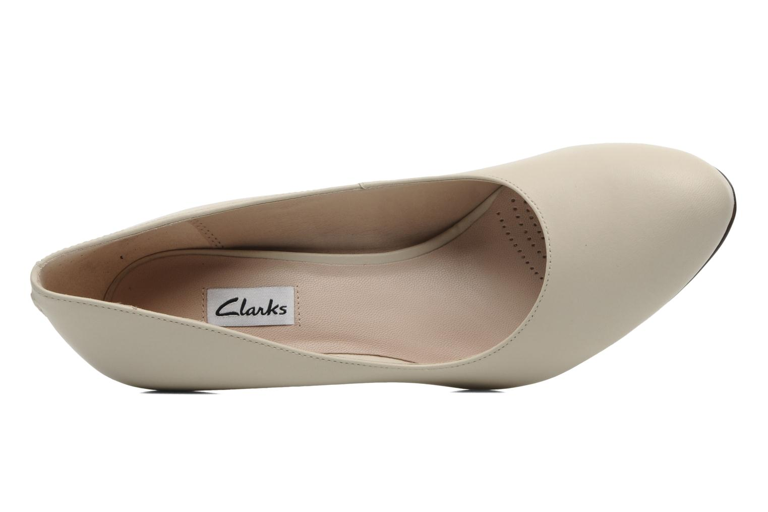 Pumps Clarks Babington Race Beige links