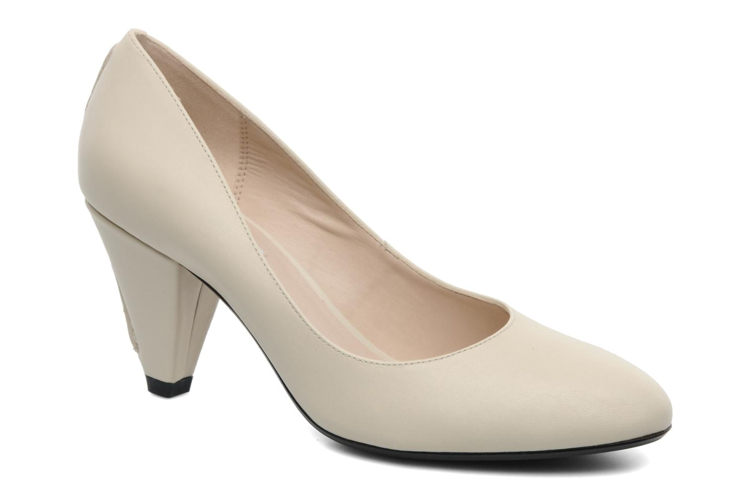 Pumps Clarks Babington Race Beige detail