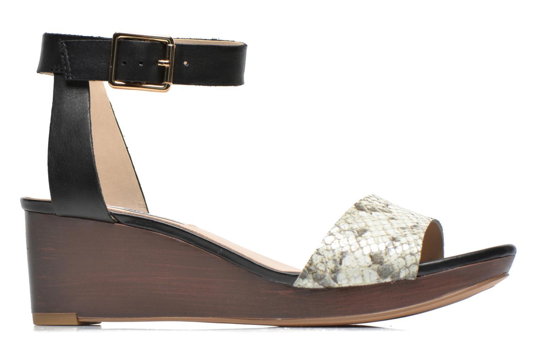Sandales et nu-pieds Clarks Ornate Jewel Multicolore vue derrière