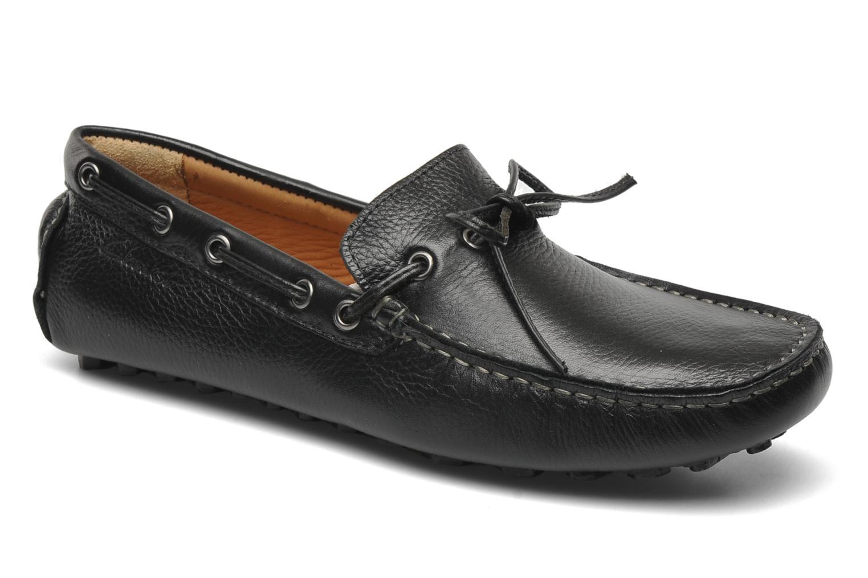 Ramp Speed Black leather