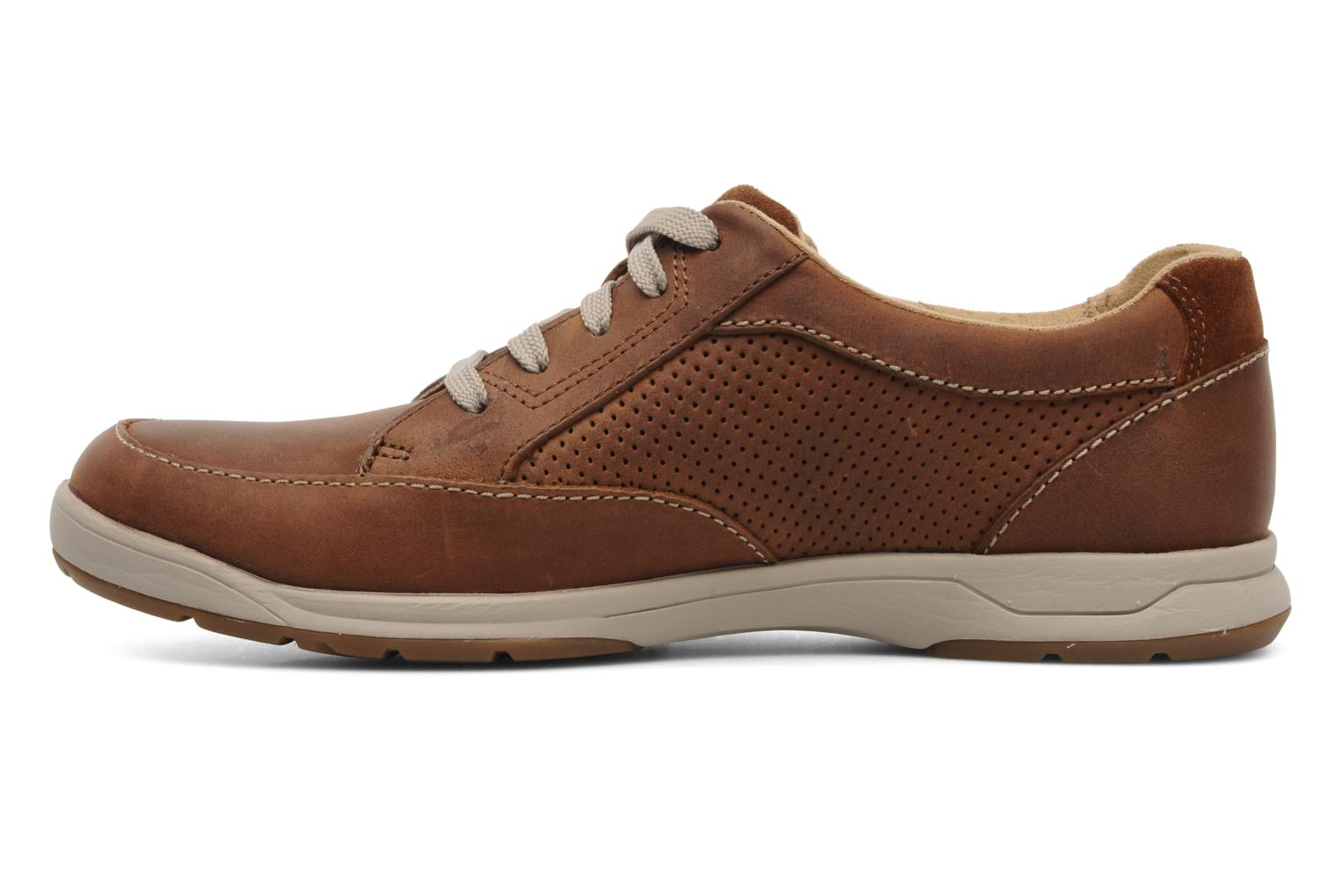 Stafford Park5 Tan Leather