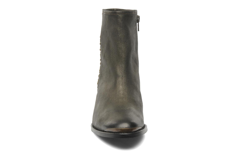Bottines et boots Georgia Rose Tablette Vert vue portées chaussures
