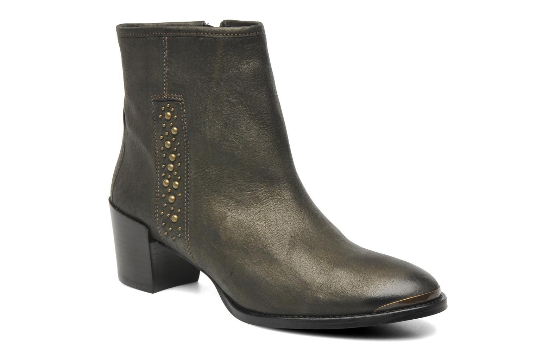 Bottines et boots Georgia Rose Tablette Vert vue détail/paire