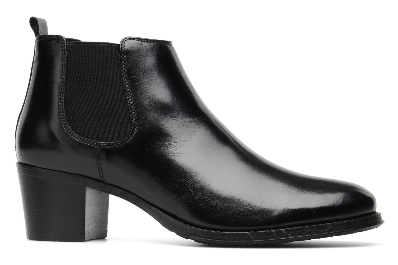 Bottines et boots Georgia Rose Tabou Noir vue derrière