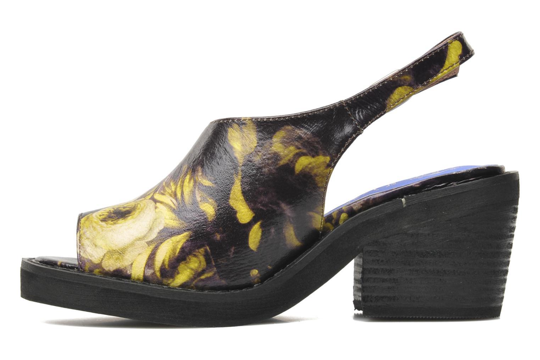 Sandales et nu-pieds Jeffrey Campbell JC 2013-553 Multicolore vue face