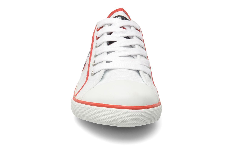 Baskets Kaporal STAN Blanc vue portées chaussures