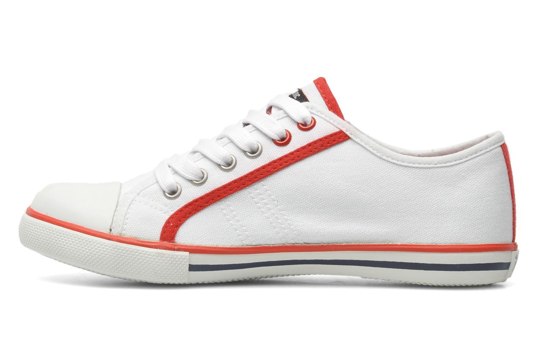 Sneaker Kaporal STAN weiß ansicht von vorne