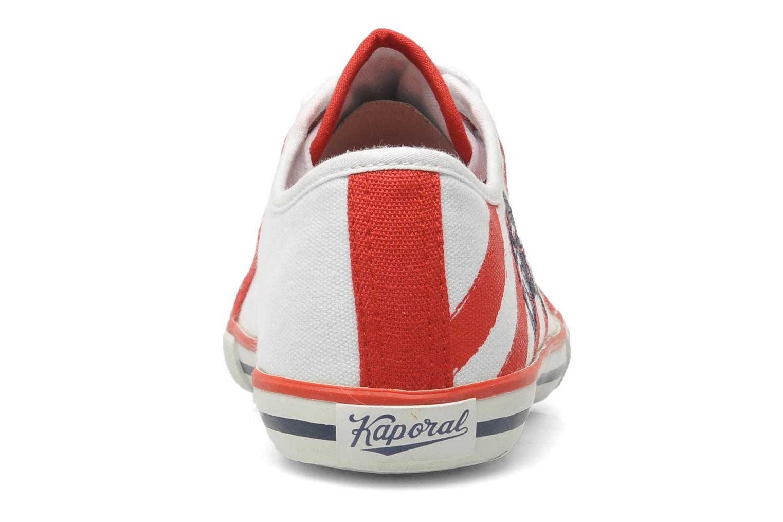 Baskets Kaporal STAN Blanc vue droite