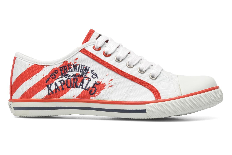Sneaker Kaporal STAN weiß ansicht von hinten