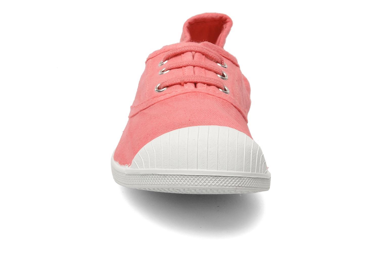 Baskets Kaporal VICKANO Rose vue portées chaussures
